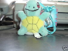 "Pokemon Licensed Squirtle 3"" Plush  Toy Figure New! Beanie"