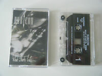 RUBICON WHAT STARTS ENDS CASSETTE TAPE BEGGARS BANQUET UK 1992