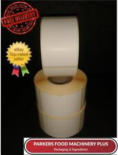 Avery Thermal Scale Labels 15,000 Labels - 49x74 - Plain White