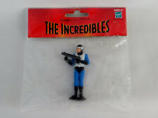 Disney THE INCREDIBLES SYNDROME ISLAND GUARD Figure Toy -  RARE  - Many more