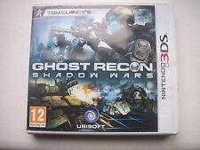 GHOST RECON-SHADOW WARS-NINTENDO 3DS