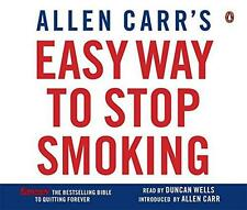 Allen Carr's Easy Way to Stop Smoking, Allen Carr | Audio CD Book | 978014180637