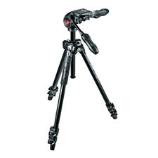 Manfrotto Tripod Kit 290 Light 3Way Head - MK290LTA3-3W