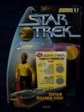 STAR TREK DS9 Warp Factor series Captain Benjamin Sisko Action Figure  #65107