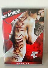DOLL SYNDROME - DVD region 0 - Domiziano Cristopharo - horror - drama - extreme