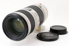 Canon EF 70-200mm F4L IS USM AF Zoom Lens canon Japan (1451)