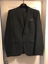 Men's Next Navy Suit Jacket 42L 102cms