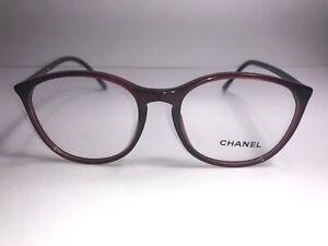 CHANEL Eyeglass Frames 3282 c. 539 RARE Women's Red Prescription Glasses $599