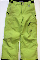 Sunice Youth Snowpants, Size 12, Light Green