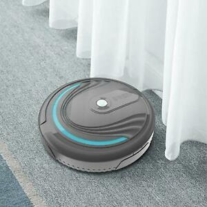 Rechargeable Robot Vacuum Cleaner Auto Sweeping Clean House Office