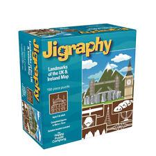 JIGRAPHY LANDMARKS OF THE UK & IRELAND