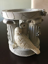 """Candle Holder """"New Beginnings"""" Birds by Innovation"""