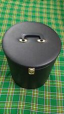 Feather Bonnet Hat/Cap Carrying Case Black Color/Scottish Bonnet Case