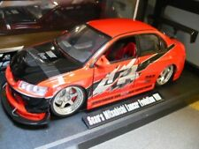 1/18 jada Fast & Furious sean mitsubishi lancer Evolution VIII 97179