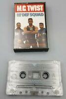 MC Twist And The Def Squad - Cassette Tape. 1980s Rap Hip Hop Skywalker