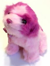 Twinkles the Pink Dog Ty Pinkys 9 inches tall Retired 2004