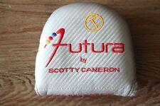 Scotty Cameron Futura Circle T Round Mid Mallet Headcover