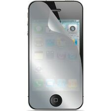 2 PCS MIRROR SCREEN PROTECTOR FILM FOR IPHONE 4/4S