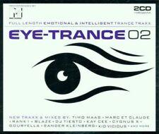 Eye-Trance 02 (2001) Cygnus X, Gouryella, Photon Project, Marc et Claud.. [3 CD]