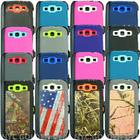 For Samsung Galaxy S3 Case Cover (Belt Clip Fits Otterbox Defender Series)