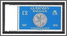 Guernsey #203 Coins on Stamps MNH