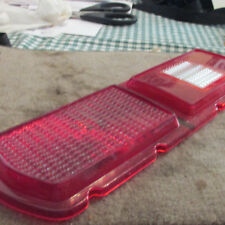 NOS 1977 1978 FORD PINTO PASSENGER SIDE REAR TAILLIGHT TAIL LIGHT LENS D7FZ13450