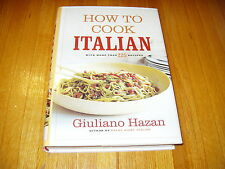 How To Cook Italian    1st Edition   Hardcover