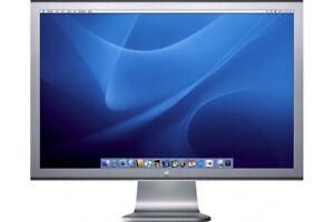 "APPLE Cinema Display A1083  30"" Monitor  TFT LCD 2560x1600 USB2.0 DVI NO ADAPTER"