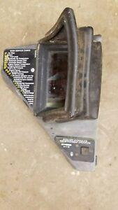 Right Side Instrument Panel 6702660 - Bobcat 773 Skid Steer
