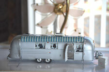 Vintage Franklin Mint 1968  Airstream Land Yacht Precision Model Trailer 1:24