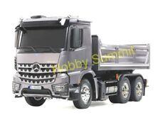 56357 R/C Mercedes Benz AROCS 3348  6X4 TIPPER TRUCK  Tractor Tamiya  1/14
