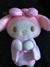 Hello Kitty Plush Melody ? Mascot Keychain Pastel Sanrio Japan Kimono