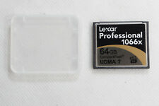 Lexar Media Professional 64 GB CompactFlash (CF) Card 1066X FAST