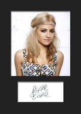 PIXIE LOTT #1 Signed Photo Print A5 Mounted Photo Print - FREE DELIVERY