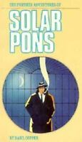 Further Adventures of Solar Pons Paperback Basil Copper