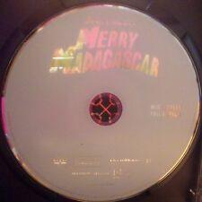 Merry Madagascar (DVD, 2009) Disc Only! No case.