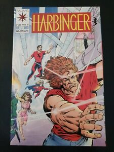 Harbinger #2 Valiant Pre Unity RARE LOW PRINT NM 9.4 **LOOK**