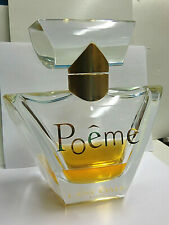 Poeme Lacome Perfume display sz 8.50 in tall 17 oz France