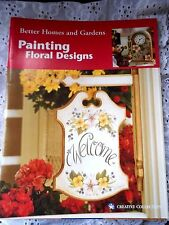 Painting Floral Designs from Better Homes & Gardens Creative Collection