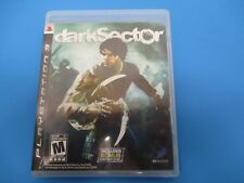 PlayStation 3,Dark Sector, Rated M, 2008, Become The Ultimate Weapon!