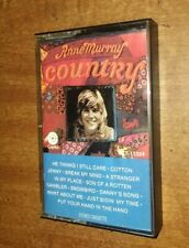 Anne Murray - Country (Cassette, 1974, Capitol records, 4XT 11324)