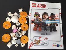 Lego Star Wars BB8 Toys R Us sistema exclusivo, los ladrillos y el folleto de instrucciones