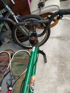 Haro Mid-school Green BMX Bicycle