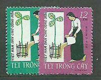 Nord Vietnam - Post Yvert 254/5 MNH