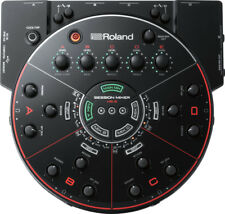 ROLAND HS-5 SESSION MIXER FOR SILENT HEADPHONE REHEARSAL WITH POWER SUPPLY
