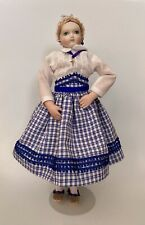 """""""Marie Terese"""" Artisan Huret by Alice Leverett 2010 UFDC 10"""" French Fashion Doll"""
