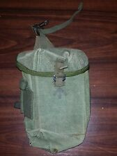 AMMO POUCH LARGE - AUSTRALIAN ARMY VIETNAM 1967 PATTERN - ISSUE USED