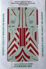 Xtradecal 1/72 X72017 RAF Tornado F.3 1990 Display Aircraft  Decal set