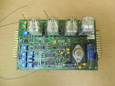 No Name Alarm Relay PC Board 0023-5021 00235021 Used
