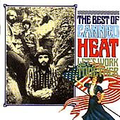 Canned Heat - Let's Work Together: (THE BEST OF CANNED